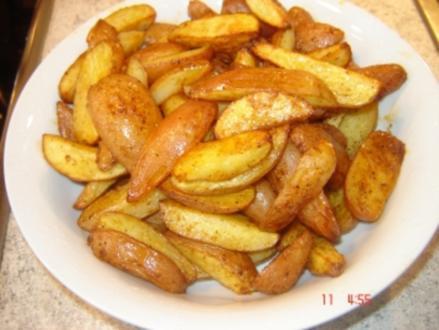 Country Potatoes - Rezept