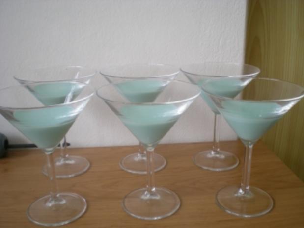 Desserttraum in blau - Rezept - Bild Nr. 3