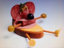 Fröschels Maus in Scheiben - Rezept