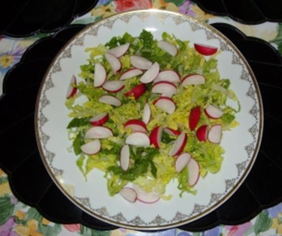 Abendlicher Sommer-Salat mit Pfiff - Rezept - Bild Nr. 5