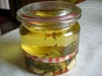 Mein persönliches Kräuteröl - Rezept