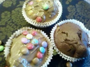 Muffins : Pia´s Schoko-Muffins - Rezept