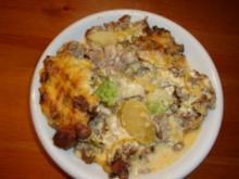 Kartoffel-Brokkoli-Auflauf - Rezept