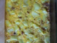 Arabischer Kartoffelauflauf - Rezept
