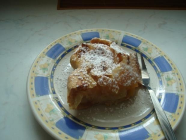 Gezogener Apfelstrudel - Rezept - Bild Nr. 2