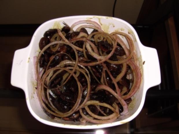 Steirische Käferbohnen - Rezept