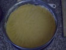 Brombeerkuchen mit Vanillestreusel - Rezept