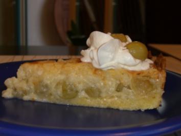 22 Stachelbeer Kuchen Mit Butterkeksen Rezepte Kochbar De