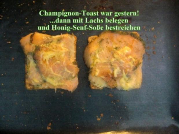 Zwischenmahlzeit: Champignon-Toast war gestern! - Rezept - Bild Nr. 3