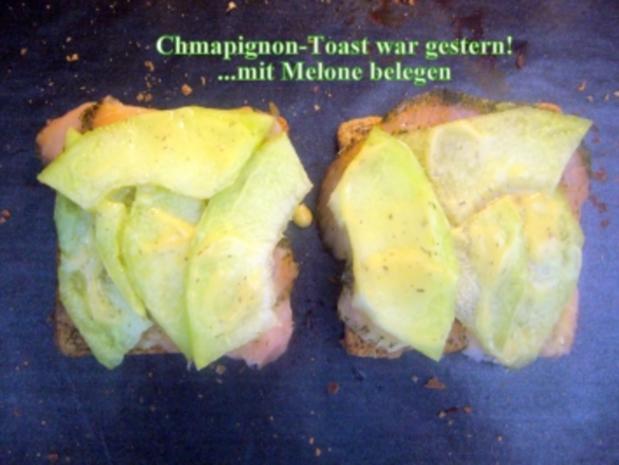 Zwischenmahlzeit: Champignon-Toast war gestern! - Rezept - Bild Nr. 4