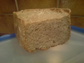 Brot - Sonnenblumenbrot für den BBA - Rezept