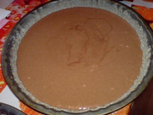 Schoko-Bananen-Torte - Rezept - Bild Nr. 6