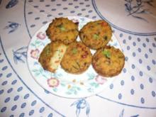 Couscous-Gemüse-Muffins - Rezept