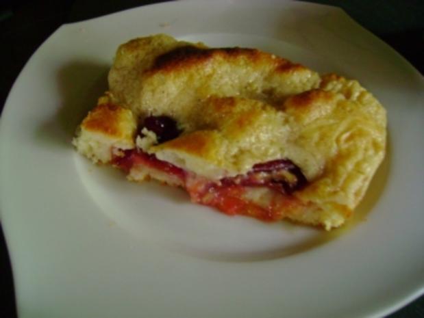 Kuchen: Pflaumenkuchen mit Zimt Schmand - Rezept - Bild Nr. 2