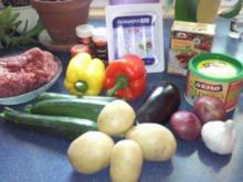 Bunter Gemüse-Hackfleisch-Topf - Rezept