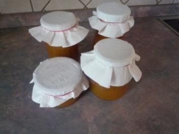 Rezept: Mirabellen - Zitronen - Marmelade