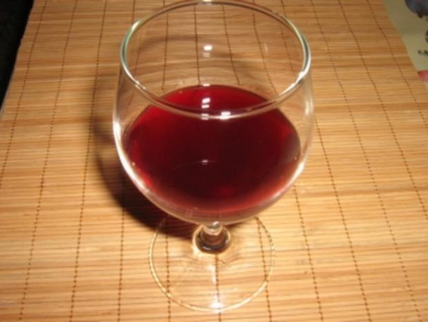Brombeeren Wein - Rezept