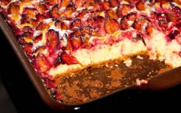 Rezept Zwetschgenkuchen Rührteig zwetschgenkuchen aus rührteig rezept kochbar de