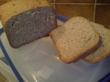 Brot - Sonnenblumen-Mischbrot für den BBA - Rezept
