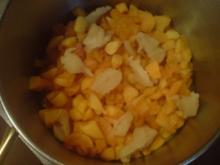 """Marmelade """"Aprikose-Marzipan"""" - Rezept"""