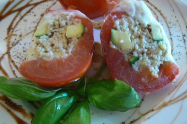gefüllte Tomaten - Rezept - Bild Nr. 6