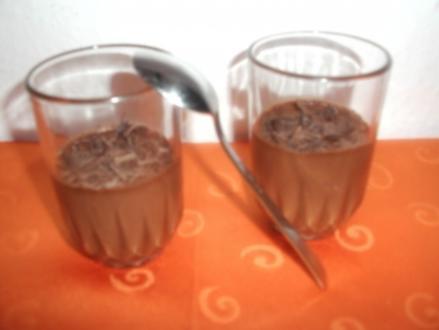 Schoko-Chili-Mousse - Rezept