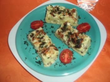 Kartoffel-Kräuter-Terrine - Rezept
