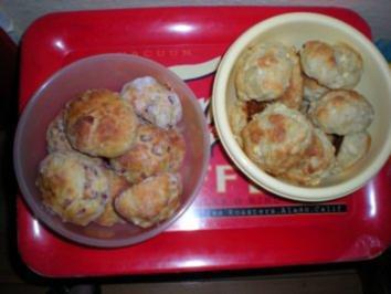Brot/Brötchen: Quarkbrötchen - Rezept