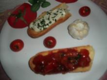 Schlemmer-Baguette - Rezept