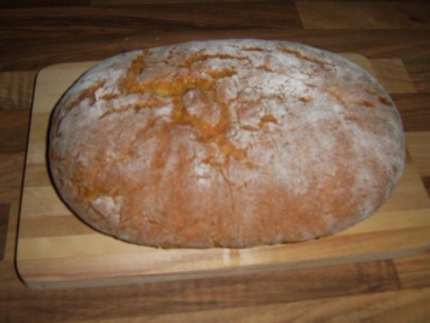 Hüttenkäse-Brot (auch für BBA) - Rezept - Bild Nr. 2