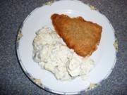 Kräuter-Kartoffelsalat - Rezept
