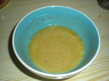 Soßen/Dips: Honig-Senf-Dressing - Rezept