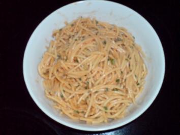 Rezept: Spaghetti-Salat