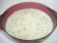 Zucchini - Omelette - Rezept