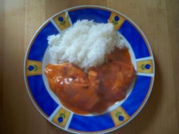 Rezept: Chili-Sahne-Hühnchen