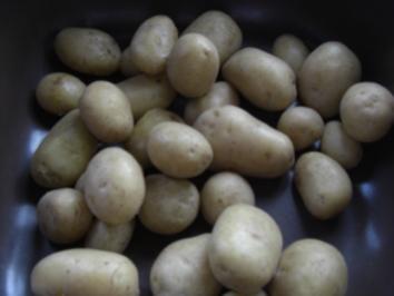 Kartoffel- Inges Grumbeersalat - Rezept