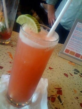 Melonen-Drink - Rezept