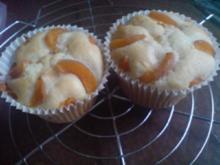 "Muffins ""Aprikose-Marzipan"" - Rezept"