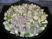 Zucchini-Hackfleisch Pfanne! - Rezept