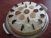 Mohrenkopfkuchen - Rezept