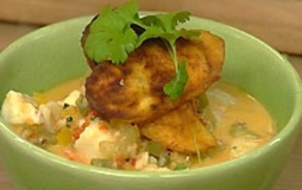 Brasilianische Fischsuppe - Rezept