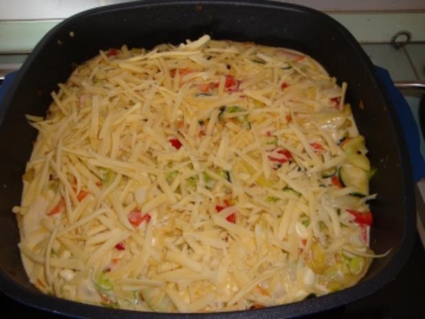 Bunter Gemüseauflauf - Rezept - Bild Nr. 10
