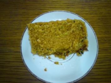 Zucchinikuchen Mikrowellenkuchen Rezept Kochbar De