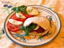 Biggi`s gefüllte Pitataschen - Rezept