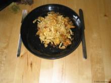 Kraut-Käsespäzle von einer aus´m Pott - Rezept