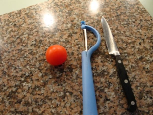 Tomaten Rosen - Rezept - Bild Nr. 2