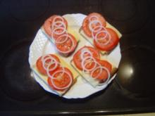 Tomaten-Brot - Rezept