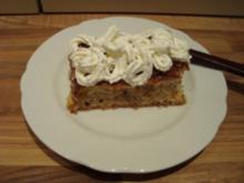 Kuchen - Resteverwertung Mirabellen - Rezept