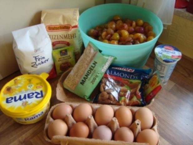 Kuchen - Resteverwertung Mirabellen - Rezept - Bild Nr. 2