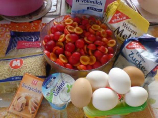 Kuchen - Resteverwertung Mirabellen - Rezept - Bild Nr. 3